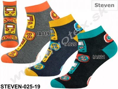 Pánske ponožky Steven-025-19