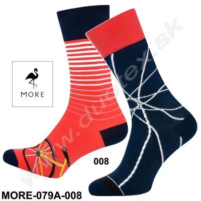 Pánske ponožky More-079A-008