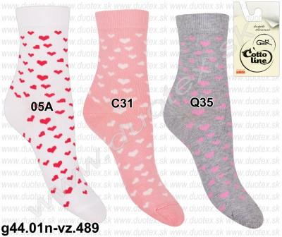 Detské ponožky g44.01n-vz.489