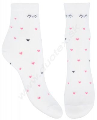 Dámske ponožky g84.01n-vz.754
