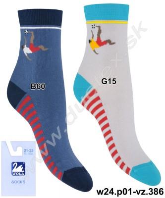 Detské ponožky w24.p01-vz.386