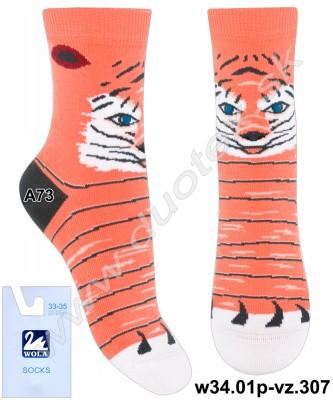 Detské ponožky w34.01p-vz.307