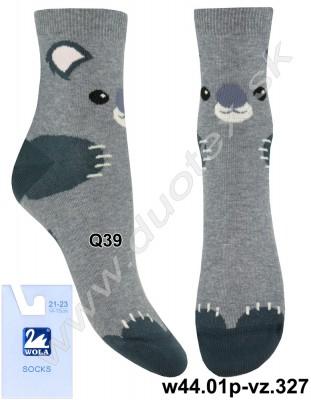 Detské ponožky w44.01p-vz.327