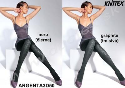 Pančuchové nohavice Argenta3D50