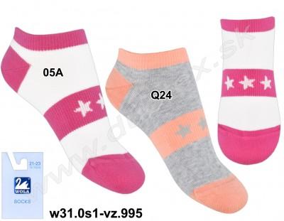 Členkové ponožky w31.0s1-vz.995