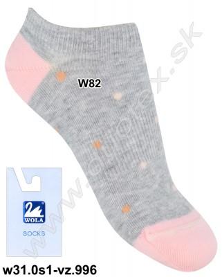 Detské ponožky w31.0s1-vz.996