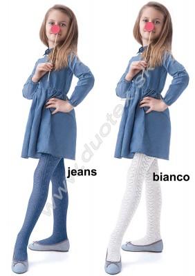 Pančuchové nohavice Hearts/K