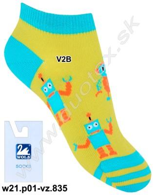 Detské ponožky w31.p01-vz.835