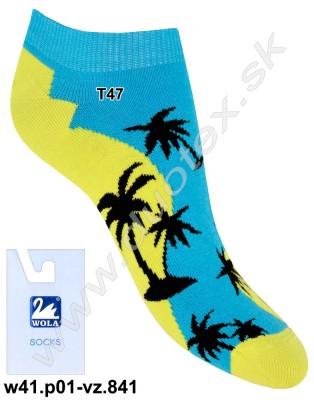 Detské ponožky w31.p01-vz.841