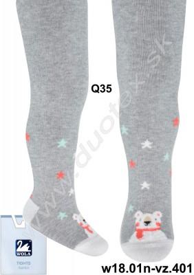 Pančuchové nohavice w18.01n-vz.401