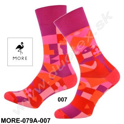 Pánske ponožky More-079A-007