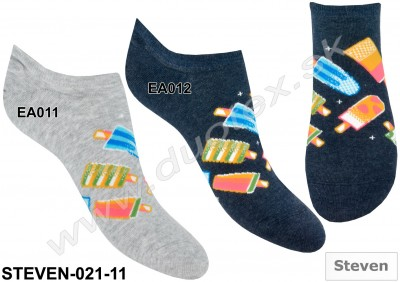 Členkové ponožky Steven-021-011