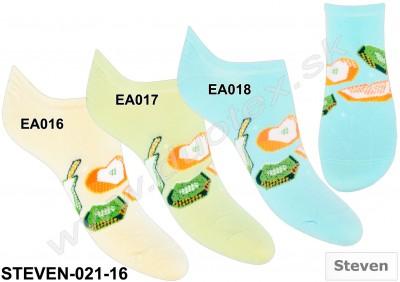 Členkové ponožky Steven-021-016