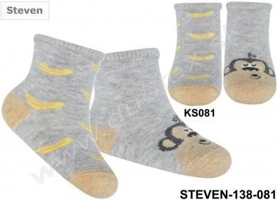 Detské ponožky Steven-138-081