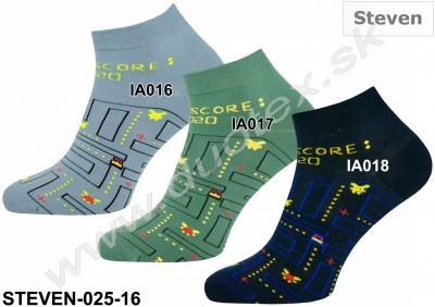 Pánske ponožky Steven-025-16