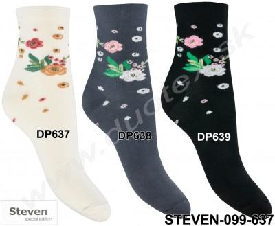 Dámske ponožky Steven-099-637