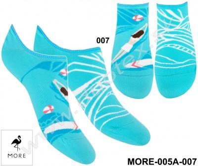 Dámske ponožky More-005A-007