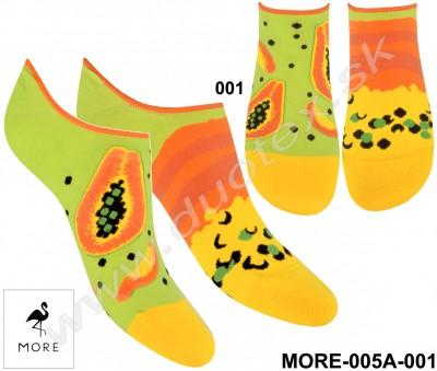 Dámske ponožky More-005A-001