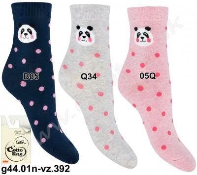 Vzorované ponožky g44.01n-vz.392