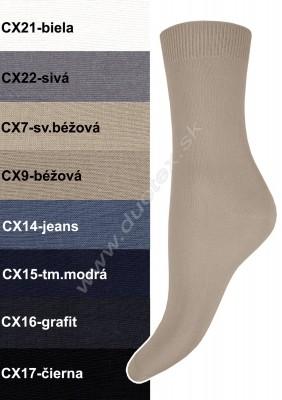 Bavlnené ponožky Bana