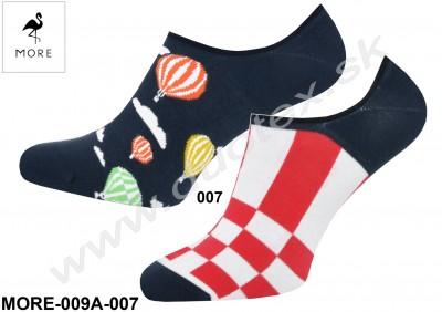 Pánske ponožky More-009A-007