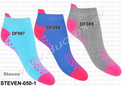 Dámske ponožky Steven-050-1