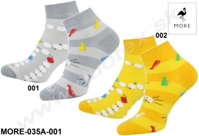 Pánske ponožky More-035A-001