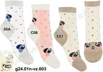 Detské ponožky g24.01n-vz.603