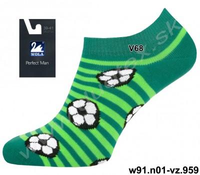 Pánske ponožky w91.n01-vz.959