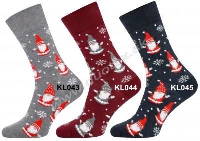 Pánske ponožky Steven-136-043
