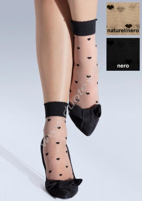 Dámske ponožky Cuori20