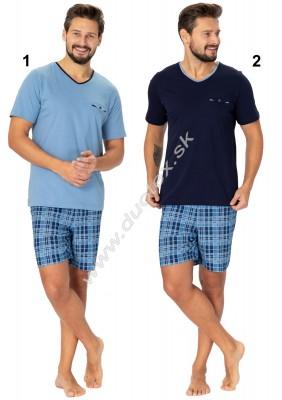 Pánske pyžamo Leon710