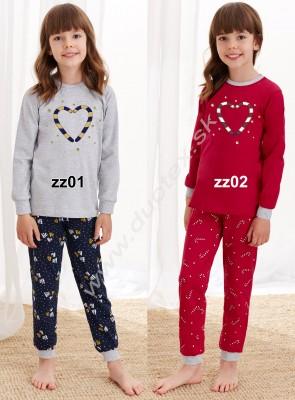 Dievčenské pyžamo Ada433-00