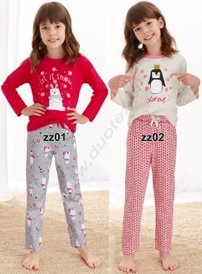Dievčenské pyžamo Maja2252
