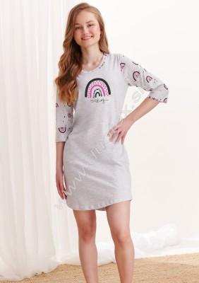 Nočná košeľa Mocca2452