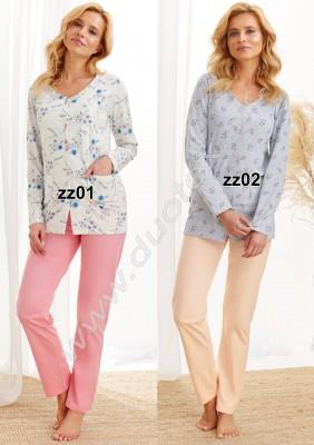 Dámske pyžamo Fabia2122-00