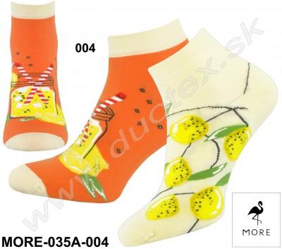 Pánske ponožky More-035A-004