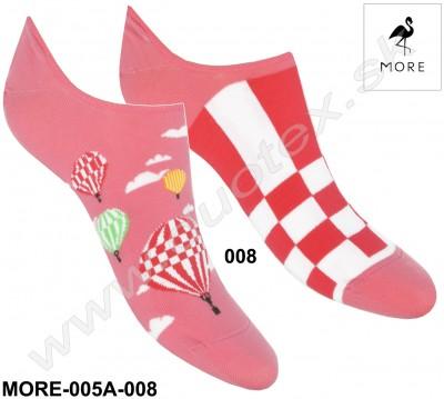 Dámske ponožky More-005A-008