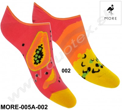 Dámske ponožky More-005A-002
