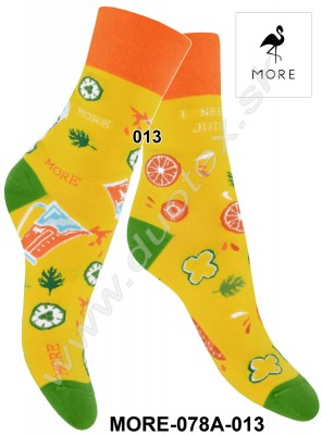 Dámske ponožky More-078A-013