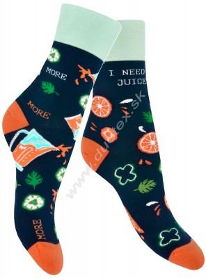 Dámske ponožky More-078A-014
