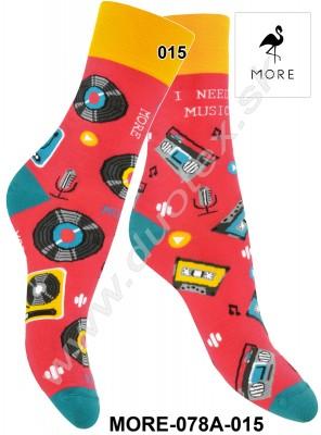 Dámske ponožky More-078A-015