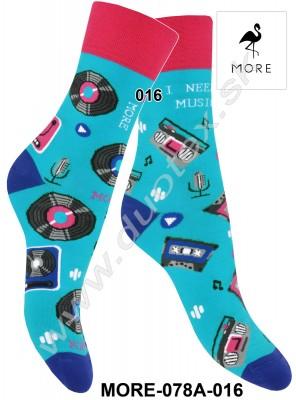 Dámske ponožky More-078A-016