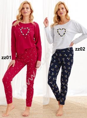 Dámske pyžamo Oliwia2441