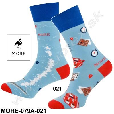 Pánske ponožky More-079A-021