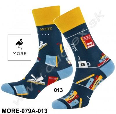 Pánske ponožky More-079A-013