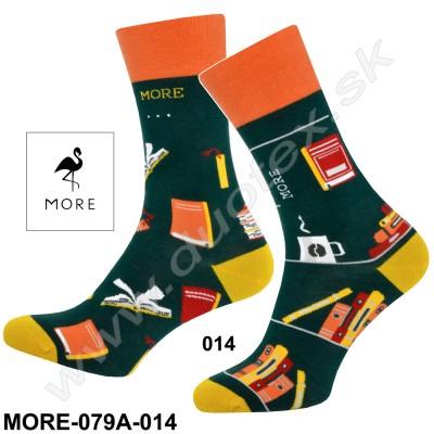 Veselé ponožky More-079A-014
