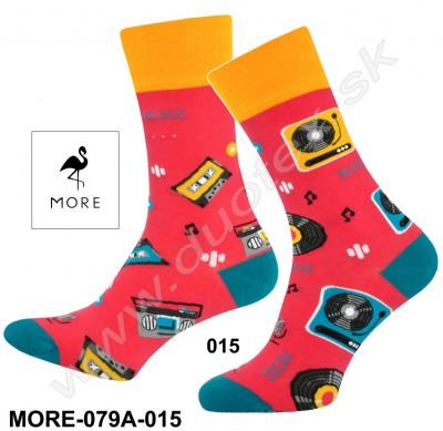 Pánske ponožky More-079A-015