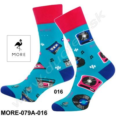 Pánske ponožky More-079A-016