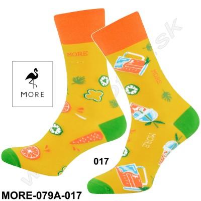 Pánske ponožky More-079A-017